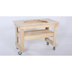 Primo 602 Compact Cypress Table for Oval XL400