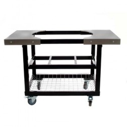 Primo 320 Heavy Duty Cart w/Basket & Side Table for Jr 200
