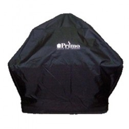 Primo 420 Grill Cover for Oval XL400, LG300 w/Teak Table