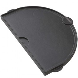 Primo 362 Half Moon Cast Iron Griddle for Oval Jr