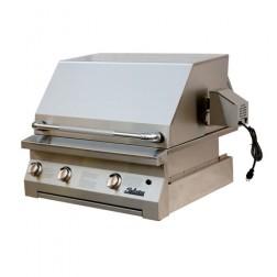 """Solaire SOL-AGBQ-30VI-LP 30"""" LP InfraVection Built-In Grill"""