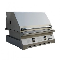 "Solaire SOL-IRBQ-30VI 30"" Gas InfraVection Built-In Grill"