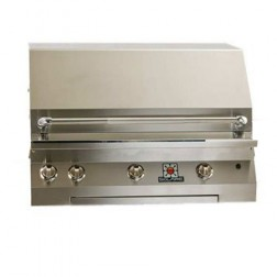 "Solaire SOL-IRBQ-36VI-NG 36"" NG InfraVection Built-In Grill"