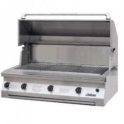 "Solaire SOL-IRBQ-42VI-NG 42"" NG InfraVection Built-In Grill"