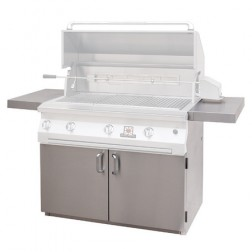 "Solaire SOL-IR-42C Standard Cart Only for 42"" Grills"