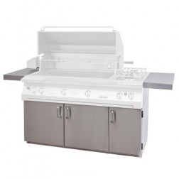 "Solaire SOL-IR-56C Standard Cart Only for 56"" Grills"