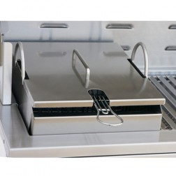 Solaire SOL-IRSF-BQ Stainless Steel Steamer / Fryer