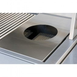 Solaire SOL-IRWR-BQ Stainless Steel Wok Ring - replaces cooking grid