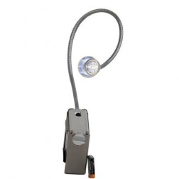 Solaire SOL-LTWB-1 Grill Light, battery operated, with bracket