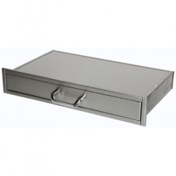 "Solaire SOL-UD26S Single 15"" deep Utility Drawer"