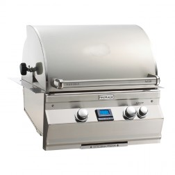 FireMagic A430i-6L1N Aurora NG Built In Grill w/ Rotisserie
