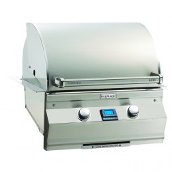 FireMagic A530i-5L1P Aurora LP Built In Grill w/ Side Infrared Burner