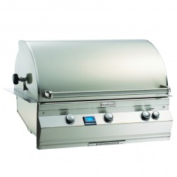 FireMagic A790i-6L1N Aurora NG Built In Grill w/Rotisserie