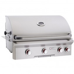 American OutDoor Grill 30NBT NG Built-in Grill w/ Rotisserie