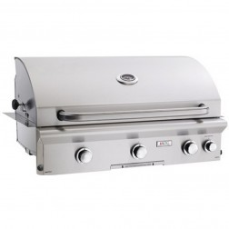 American OutDoor Grill 36NBL NG Built-in Grill w/ Rotisserie