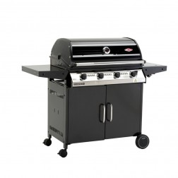 BeefEater Discovery 1000R Series-4 Burner LP Cart Grill- 47642US