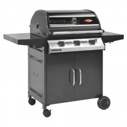 BeefEater Discovery 1000R Series-3 Burner LP Gas Cart Grill-47632US