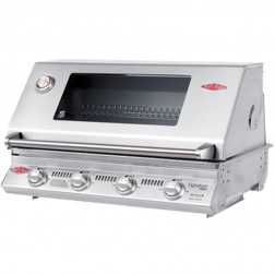 BeefEater Signature S3000SS Series-4 Burner LP Built-in Grill-12840SUS