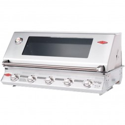 BeefEater Signature S3000SS Series-5 Burner LP Built-in Grill-12850SUS