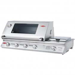 BeefEater Signature SL4000S-5 Burner LP Built-in Grill w/ Window-31650