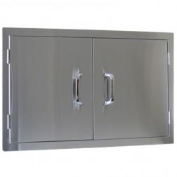 BeefEater Double Door-Stainless Steel-23150US