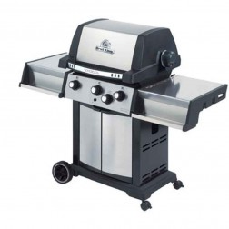 Broil King Sovereign 70 Natural Gas Barbecue Grill-987837