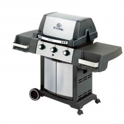 Broil King Signet 320 Natural Gas Barbecue Grill-986857
