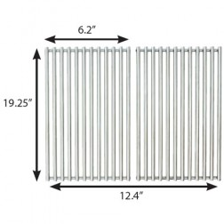 Broil King Stainless Steel Cooking Grids 18653