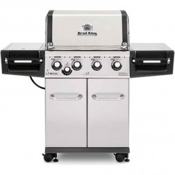 Broil King Regal S440 PRO Propane Barbecue Grill-956324