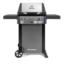 Broil King Gem 320 LP Propane Barbecue Grill -814154