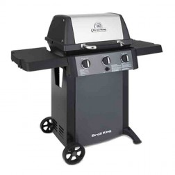 Broil King Gem 320 Nat-Gas NG Barbecue Grill -952357