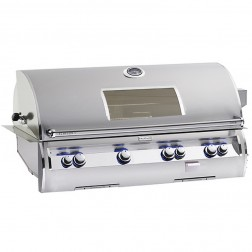 FireMagic E1060i-4LAN-W Echelon Diamond NG Built In Grill w/ Rotisserie