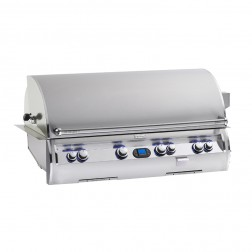 FireMagic E1060i-4A1P Diamond LP Built In Grill w/ Rotisserie