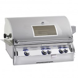 FireMagic E790i-4EAN-W Diamond NG Built In Grill w/Rotisserie