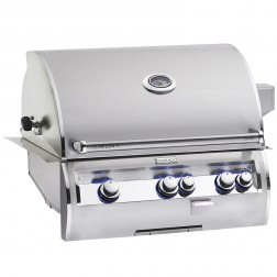 FireMagic E660i-4EAP Echelon LP Built In Grill w/ Rotisserie