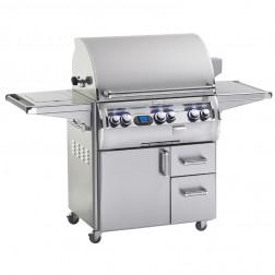 """FireMagic Echelon Diamond E790 36"""" Gas Barbecue Grill"""
