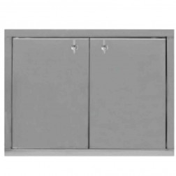 "Electri-Chef 18"" X 24"" Double Built-in Door"
