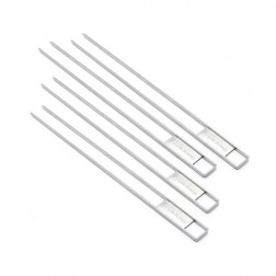 Broil King Dual Prong Ss Skewer Set-64045