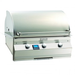 FireMagic A540i-5L1N Aurora NG Built In Grill w/ Side Infrared Burner
