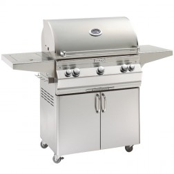 FireMagic A540s-5EAN-62 Aurora NG Cart Grill w/Single Side Burner