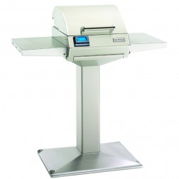 FireMagic E250s-1Z1E-P6 Electric Patio Post Grill
