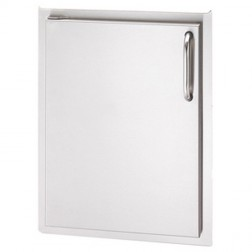 FireMagic 33920-SL Stainless Steel Single Access Left Swing Door