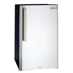 FireMagic 3590DR Refrigerator w/Stainless Steel Echelon Style Right Swing Door