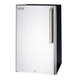 FireMagic 3590DL Refrigerator w/Stainless Steel Echelon Style Door, Left Swing