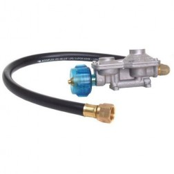 FireMagic 5110-15 Two Stage Regulator w/hose (Propane)
