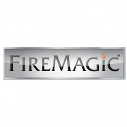 FireMagic 305105 Searing Burner Cover Shield