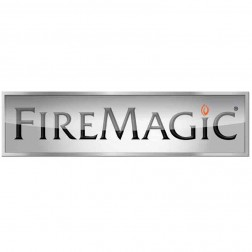 FireMagic 19-4B0N-0 Diamond Built-in Power Nat-Gas Burner