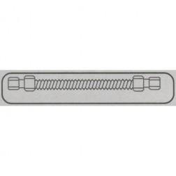 "FireMagic CK-5-24SP 24"" High Capacity Stainless Steel Flex Connector"