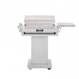 TEC G-SPORT FR 36 inch Infrared SS Pedestal w/ shelf Propane (LP) Barbecue Grill