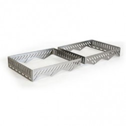Primo G400 SS Heat Deflector/Drip Pan Rack for Oval G 420